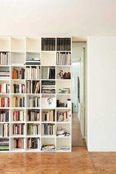 bookshelf | ... Apartment Design Ideas Images. Modern White Bookshelf Design Ideas #bookshelf #bookshelfdesign