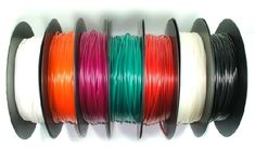 Printer Filament Types Overview Maybe something for Printer Chat? Prusa I3, 3d Printer Designs, 3d Printer Filament, Diy Cnc, 3d Prints, Cool Tech, Print And Cut, Printing, Art Supplies