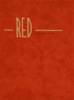Red, our theme for February. Of course, what else?