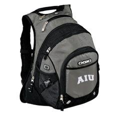 ¬ AIU Embroidered OGIO Fugitive Backpack