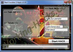 FREE Red Crucible 2 Hack Program!