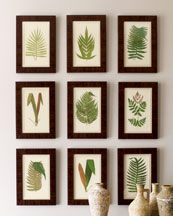Horchow-pricey.  frame anything with $5 frames from walmart in Black