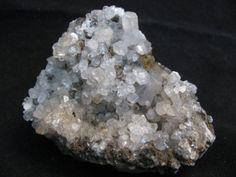 Mineral Specimen  Calcite Marcasite  El Hammam Mine by NearEarthExploration, $15.00