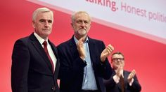 Labour's John McDonnell: Another world is possible - BBC News