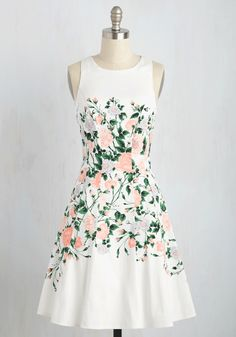 Wreath for the Stars Dress, @ModCloth