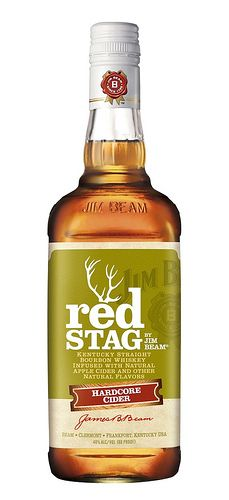 Red Stag Hardcore Cider, Kentucky Straight Bourbon Whiskey