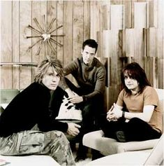 """Goo Goo Dolls - Love many of their songs including """"Let Love In,"""" """"Slide"""" and """"Better Days"""""""