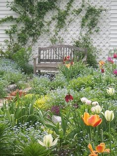 Prepping the Spring Garden from Kerry Mendez on the Beekman 1802 Spring Garden, Home And Garden, Spring Summer, Decoration Shabby, Gazebos, Gardening Magazines, Garden Maintenance, Garden Seating, Garden Benches