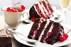 black forest cake recipe from scratch | New Cake Ideas