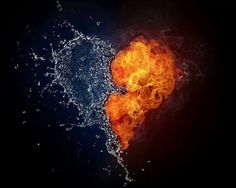 A firefighter's love