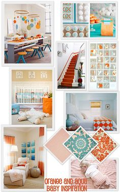 Mint Nursery Inspiration