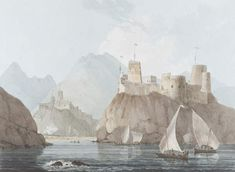 Canvas Print-East View of the Forts Jellali and Merani, Muskah, Arabia, June 1793 (w/c, pen & inch Box Canvas Print made in the UK Fine Art Prints, Framed Prints, Canvas Prints, Victoria And Albert Museum, Poster Size Prints, Fine Art Paper, Photo Mugs, Giclee Print, Images