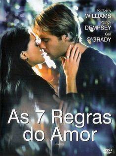 As 7 Regras do Amor (Lucky 7 / Lucky Seven) Kimberly Williams, Gail O'grady, Lucky 7, Patrick Dempsey, Netflix, Drama, Music, Books, Movies