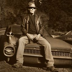Cadillac/Neil Young, car guy