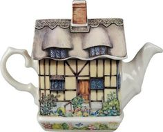Anne Hathaway Cottage Tea Pot