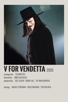 V For Vendetta Poster, V For Vendetta Movie, V Pour Vendetta, Iconic Movie Posters, Minimal Movie Posters, Minimal Poster, Iconic Movies, Movie V, Movie Photo