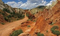 Cottonwood Canyon Road Scenic Backway » Utah's Scenic Byway 12 - Your Guide to Attractions and Activities on Utah's Scenic Byways