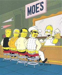 Homer & U2