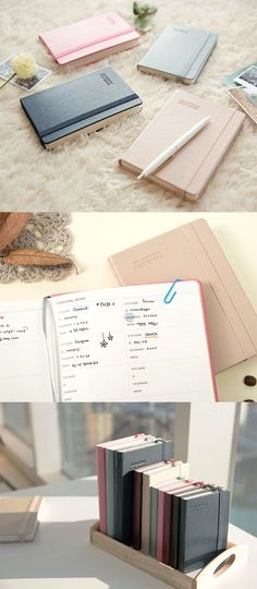 Take notes in style with this chic and classy notebook!