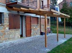 Pergola-addossata-6x4-tettoia-in-legno-impregnato-copertura-da-esterni
