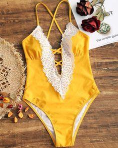Hospitable 2019 Spring And Summer Fashion Nova Woman One Piece Womens Swimsuit Beach Bikini Solid Color Swimwear Sexy Bodysuits Modern And Elegant In Fashion Women's Clothing