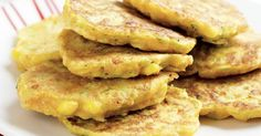 Add zucchini, carrot and corn to these easy pancakes which are perfect for vegetarians.