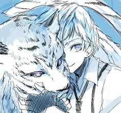 Bungou Stray Dogs Wallpaper, Dog Wallpaper, Stray Dogs Anime, Bongou Stray Dogs, Neko Boy, Doujinshi, Anime Characters, Anime Art, Beast