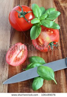 Find tomato and basil stock images in HD and millions of other royalty-free stock photos, illustrations and vectors in the Shutterstock collection. Thousands of new, high-quality pictures added every day. Knife Photography, Tomato Knife, Basil, Vectors, Royalty Free Stock Photos, Illustration, Pictures, Image, Photos