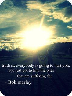 Favorite Bob Marley quote