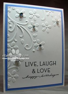 Happy Birthday After Party | Stampin' Up! Demonstrator Ann M ...