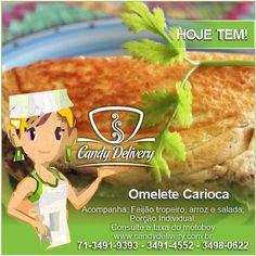 Quer um almoço saudável e saboroso? Programe seu dia! CARDÁPIO DE QUARTA-FEIRA 15/06//2016 Confira nosso cardápio completo em www.candydelivery.com.br Peça Já: 71 3491-9393 • 3491-4552  #querocomerbem #candydelivery