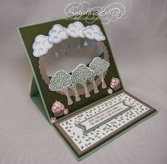 Angela Lorenz: Crazy Crafters Blog Hop - Sneak Peek 2015/2016 Annual Catalogue, Sprinkles of Life, Tree Builder Punch, Stampin Up
