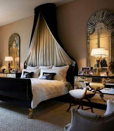 Magnificient Bedroom #homedecor #bedroom #magnificien