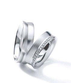 modern ring  henrich and denzel