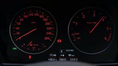 Tachometer and Speedometer in 4K Stock Video Footage - VideoBlocks