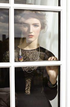 Photographer : Marjolijn de Groot @ c'est la vie for Harpers Bazaar