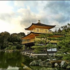 Kinkakuji Temple,Kyoto 金閣寺,京都 欢迎日本