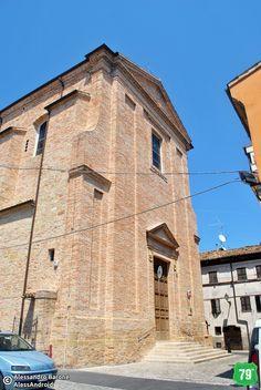 Curia vescovile #SanBenedettoDelTronto #Marche #Italia #Italy #Viaggio #Viaggiare #Travel #AlwaysOnTheRoad