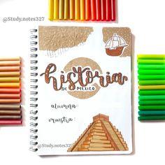 Bullet Journal Lettering Ideas, Bullet Journal Notes, Bullet Journal School, Bullet Journal Ideas Pages, Mandala Art Lesson, School Notebooks, Pretty Notes, Borders For Paper, Journal Themes