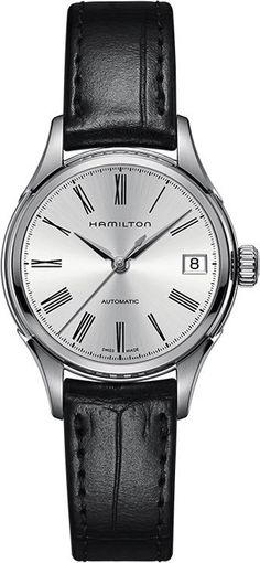 Hamilton Watch American Classic Timeless Classic Valiant #bezel-fixed #bracelet-strap-leather #brand-hamilton #case-depth-10-58mm #case-material-steel #case-width-34mm #date-yes #delivery-timescale-call-us #dial-colour-silver #gender-mens #luxury #movement-automatic #official-stockist-for-hamilton-watches #packaging-hamilton-watch-packaging #style-dress #subcat-american-classic-timeless-classic #supplier-model-no-h39415754 #warranty-hamilton-official-2-year-guarantee #water-resistant-50m