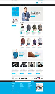 PrestaShop Template , Fashion