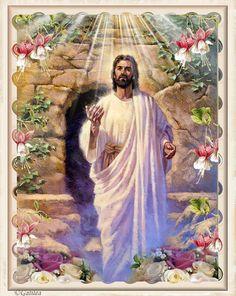 BLOG CATÓLICO GOTITAS ESPIRITUALES: IMÁGENES DE JESÚS RESUCITADO