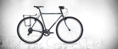 Flat Bar Cross-Check | Bikes | Surly Bikes
