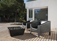 Lounge armchair. Outdoor
