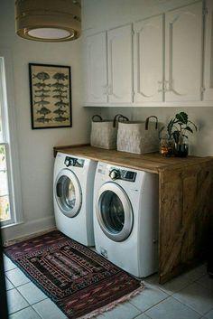 laundry room makeover reveal bloggers best diy ideas pinterest