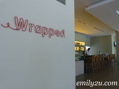 Wrapped Lounge