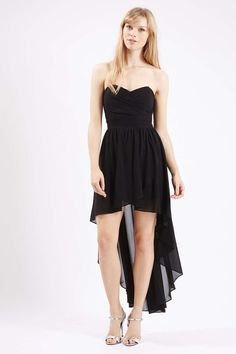**Bandeau Pleated Dress by TFNC