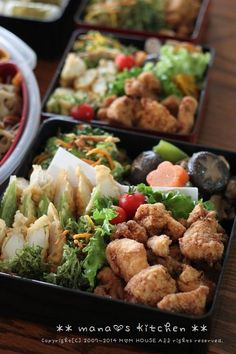 Fried Chicken Bento for Family Gathering | Okinawa, Japan