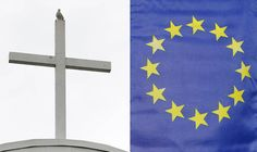 Brexit campaign gets boost as Church of England gives blessing THE Church of England's finance bosses have given their blessing to Britain leaving the European Union. By DAVID MADDOX PUBLISHED: Mon, Jan 2016 Crucifix and EU flag British Values, Church Of England, Western World, Countries Around The World, In Ancient Times, Crucifix, Blessing, Britain, Finance