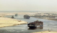 Egypt Signs Contract With 6 Firms For Dredging Of New Suez Canal